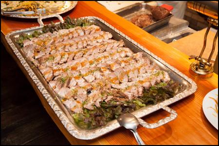 神奈川・清川豚の柔らか煮ロマネ風ラフティー